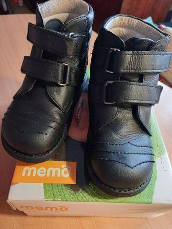 Ботинки ортопедические Memo