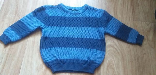 Вязаный свитер George, кофта, реглан