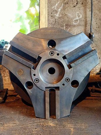 Uchwyt tokarski hydrauliczny Bison-Bial 315 mm