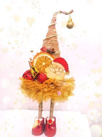 Ёлочка-топотушка, новогодний подарок