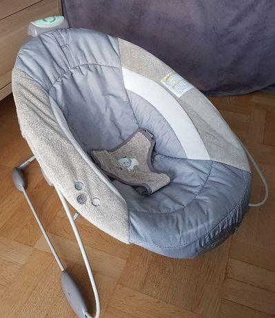 Leżaczek (bujaczek) dla niemowląt z funkcją bujania Bright Starts
