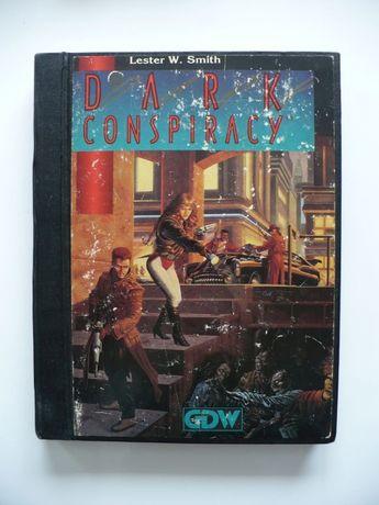 Dark Conspiracy Lester W. Smith 1991 gra fabularna