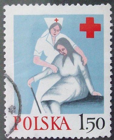 K znaczki polskie z 1977 roku