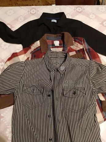 Koszule dla chłopca 5-6 lat