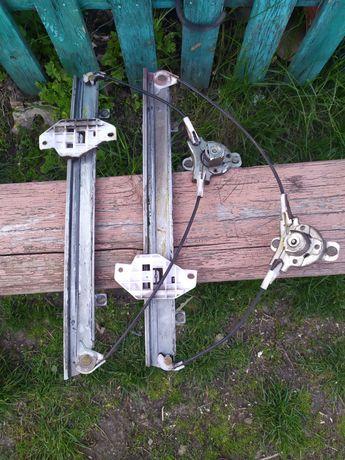 Передние механические стеклоподъёмники ланос, сенс