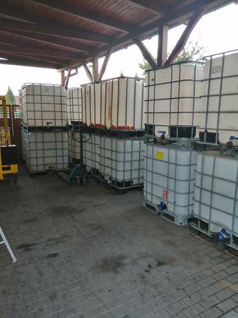 Zbiornik mauzer 1000 litrów paletozbiornik