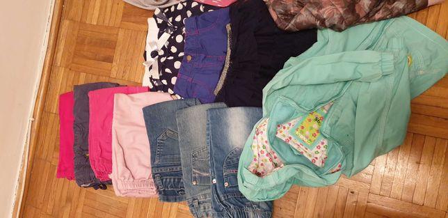 Ubrania dziewczęce rozm.98