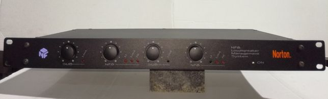 Processador de sinal Norton NF8 novo de exposição