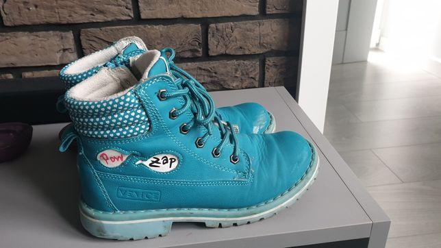 Buty dla dziewczynki rozm. 33