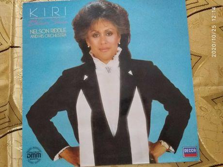 Płyta winylowa Kiri Te Kanawa, Blue skies