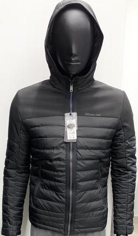 Стильна чоловіча куртка)