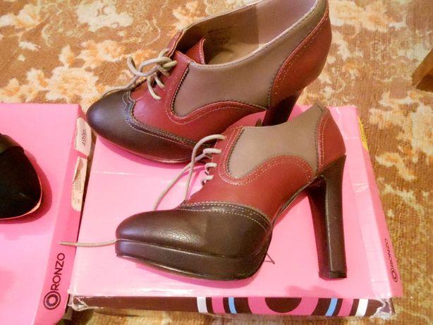 Новые туфли! 37 размер