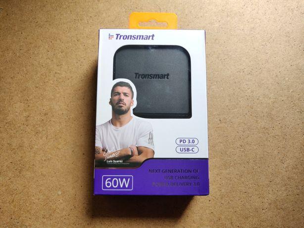 Tronsmart WCP02 Type-c зарядное на 60 Вт для смартфона/ноутбука PD 3.0