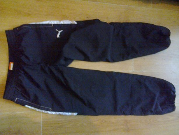 spodnie meskie puma dresowe s
