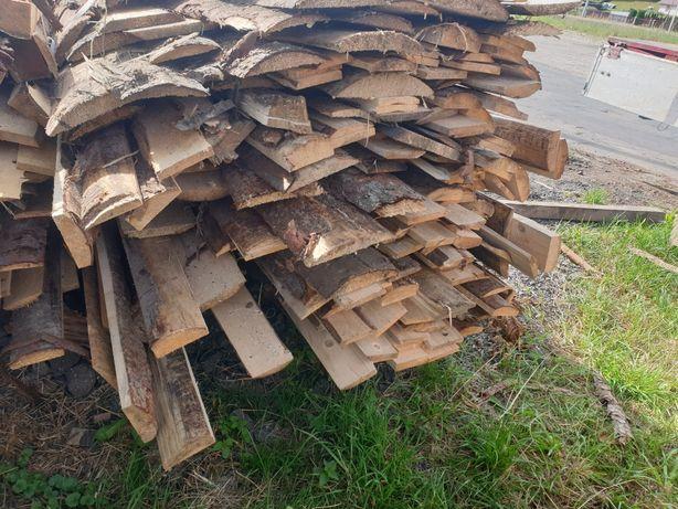 Drewno opalowe swierkowe pakiety 8
