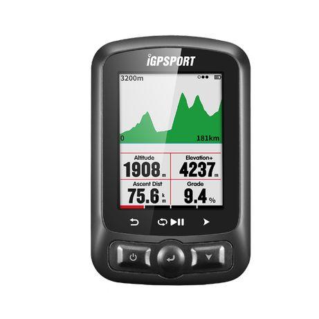 Licznik rowerowy z GPS IGS618