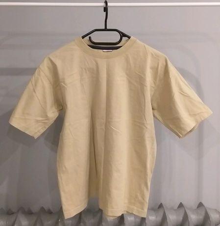 Beżowy t-shirt Cherokee rozm. 146cm 10-11Y
