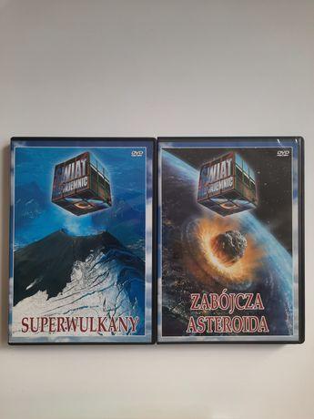 Superwulkany, Zabujcza asteroida