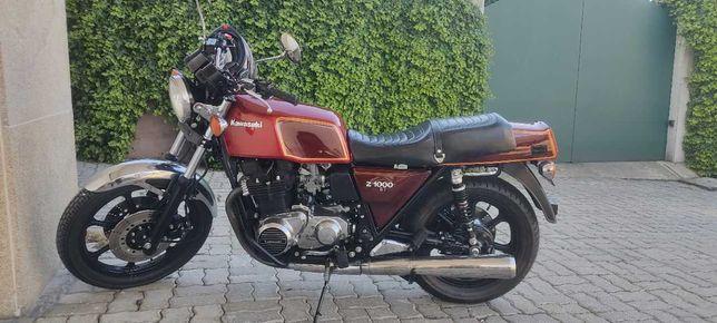 Kawasaki Z1000ST 1980 Restaurada