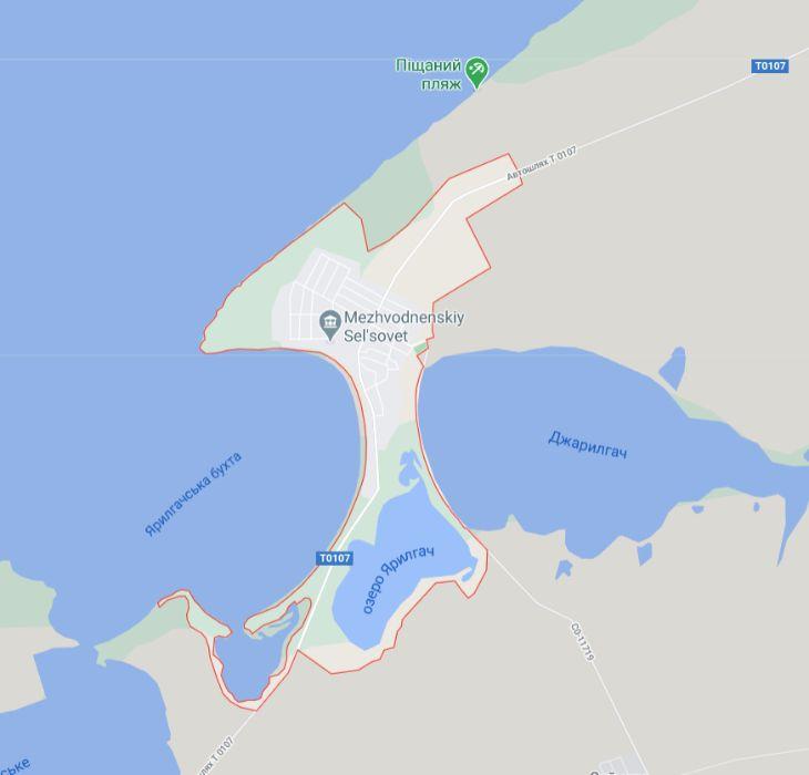 Обменяю Крым, Межводное на Киевскую область Межводное - изображение 1