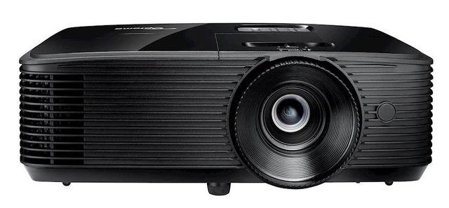 Projektor Optoma hd144X + ekran 86 cali