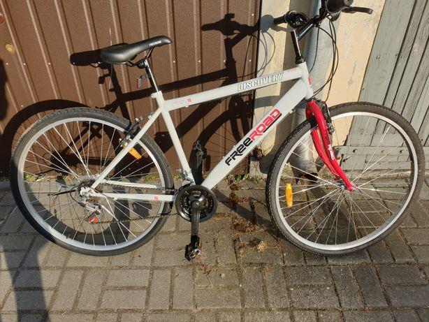 Nowy rower freeroad