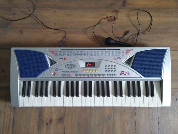 Syntezator, keyboard x-mile