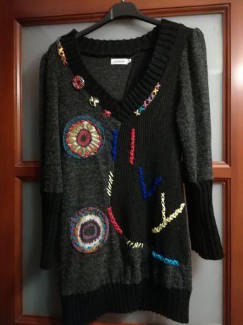 Sweter rozm S/M