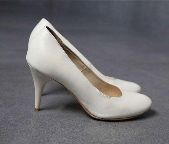 Buty ślubne La Boda rozmiar 37 na Ślub Wesele i nie tylko!