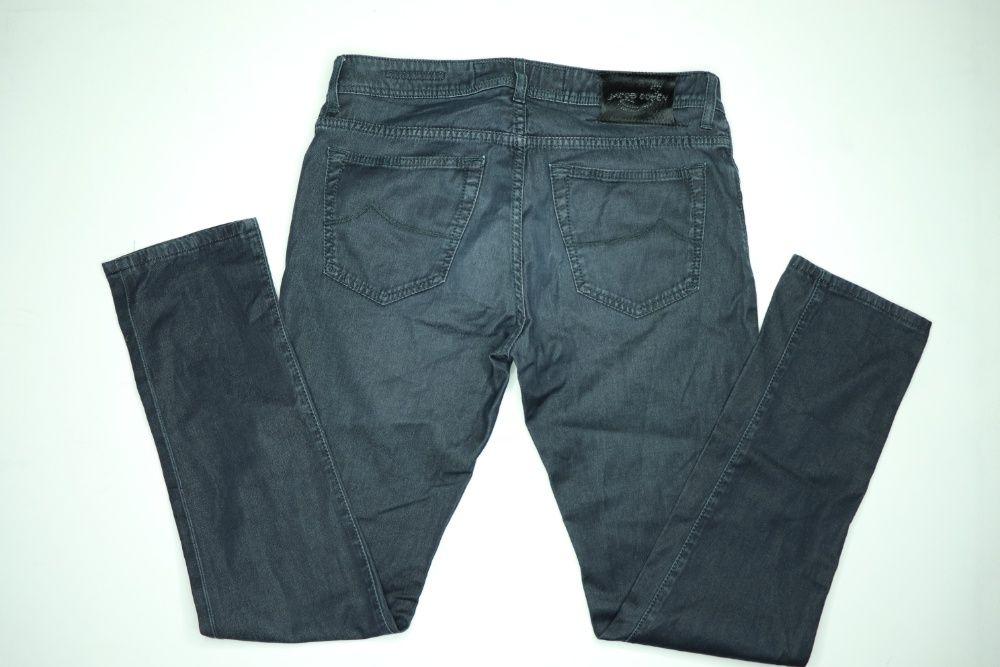 Spodnie męskie jeansy luksusowej firmy Jacob Cohen r. 33. Stan idealny Węgierska Górka - image 1