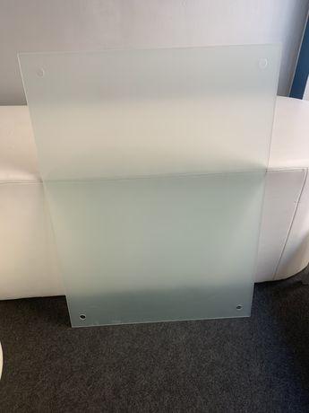 Vidro fosco Ikea 80cmsx58cms - 2 unidades - como novo, usado 1vez