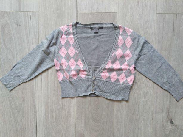 Sweterkowe bolerko, sweterek Phillip Russel