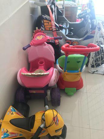 Carros de criança