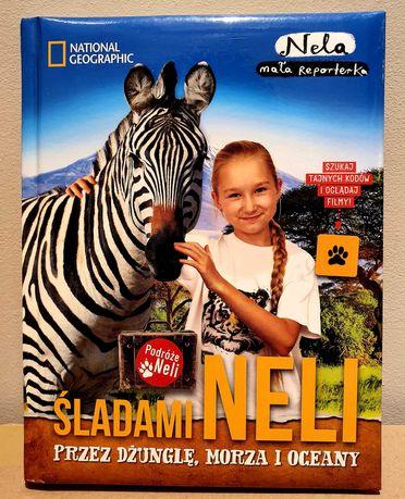 """Nela mała reporterka """"Śladami Neli przez dżunglę, morza i oceany"""""""