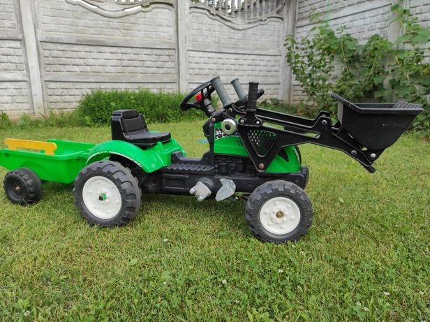 Продам электрический трактор