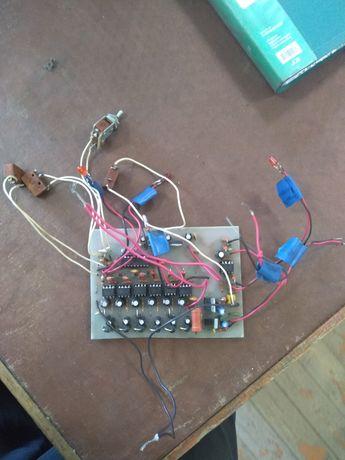 Плата управления частотным преобразователем восьмикрут
