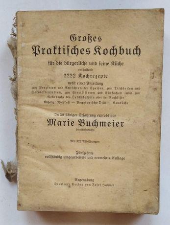 Książka kucharska z minionej epoki