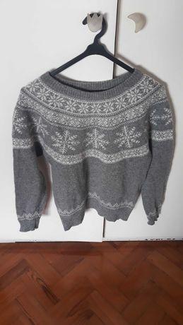 Camisola Lã Nº 38