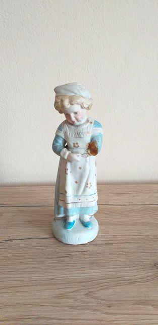 Stara przedwojenna figurka