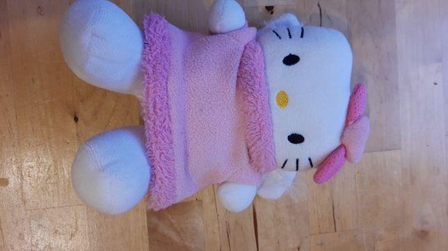 PLUSZOWA Hello Kitty maskotka Kitty aniołek przytulanka Hello Kitty