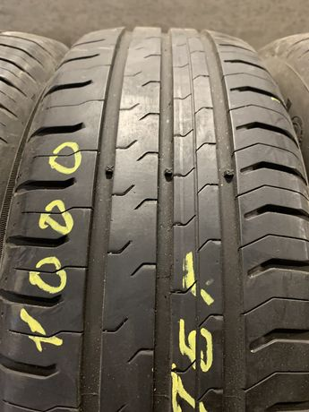 666 Как новые шины R15 185/65 Continental