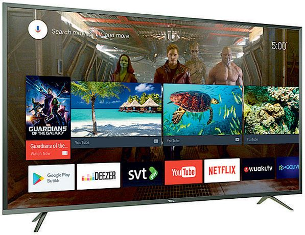 NOWY LED 50 Thomson TCL 50P610 Smart TV Wi Fi 4K UHD 1500Hz HDR OKAZJA