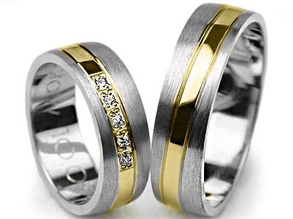 Goldrun Złote Obrączki Ślubne P Lord Para Bezszwowe