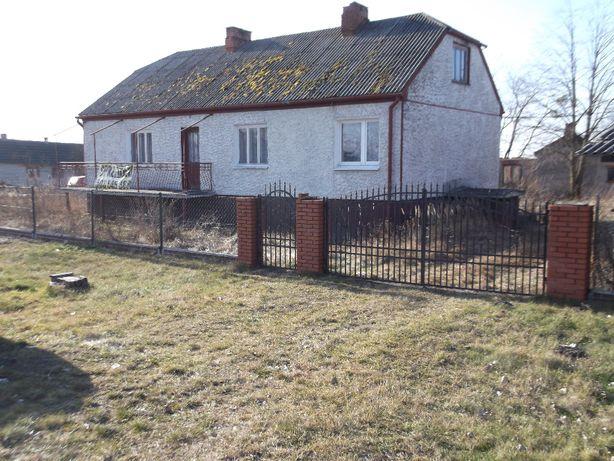Dom +Garaż +Działka