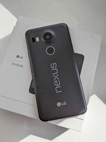 LG Nexus 5X 32GB Black б/у Отличное состояние