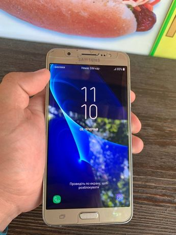 Продам телефон Samsung Galaxy g7 (2016 года)