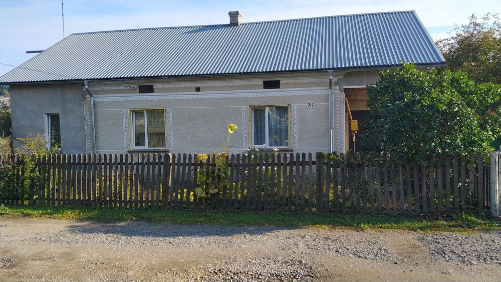 Продається будинок + земельна ділянка 12 сотих Микулинці - зображення 1