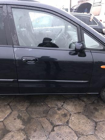 Drzwi prawe przednie Mazda 3 Premacy, lakier 16w