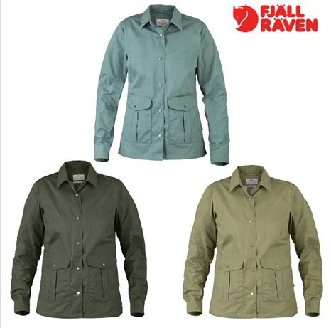 Fjallraven Greenland Shirt Jacket W G-1000 rozm. S