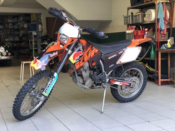 KTM Exc 400 - Porto